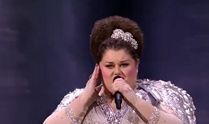 Foto: Youtubeprintscreen/Eurosongcontest