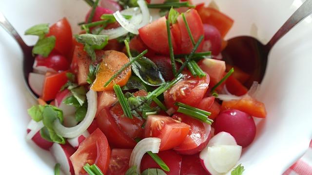 Salata za uskršnji doručak
