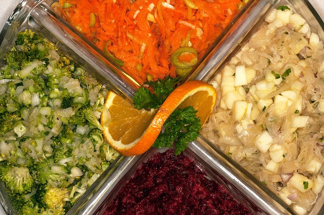 Šarena vitaminska salata