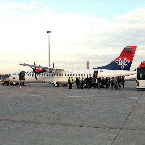 Nemački državljanin preminuo u avionu Er Srbije