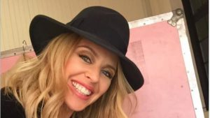 Foto: Twitter/KylieMinogue