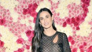 Foto: Twitter/DemiMoore