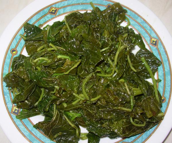 Endivija ili amarant salata