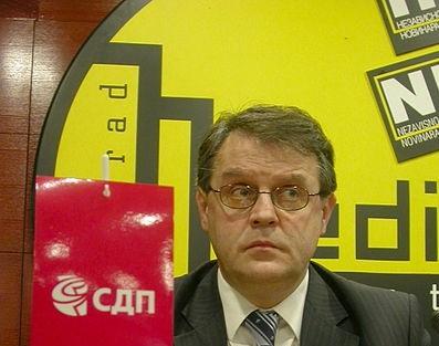 Podignuta optužnica protiv Nebojše Čovića
