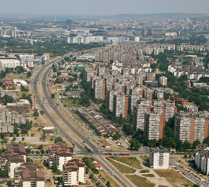 Zemun i Novi Beograd alternativne evropske ture