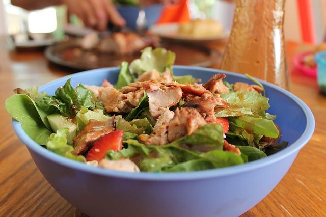 Šarena letnja salata
