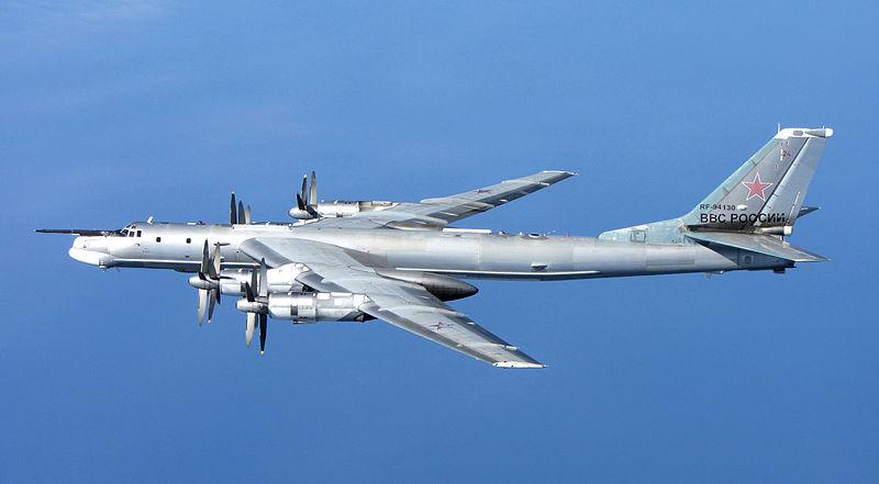 Dva pilota poginula u padu ruskog bombardera