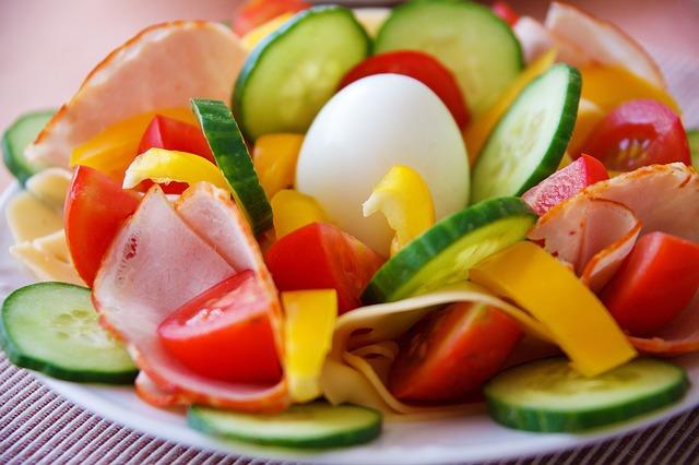 Salata u tri boje