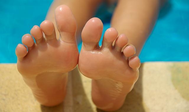 Vežbe za stopala