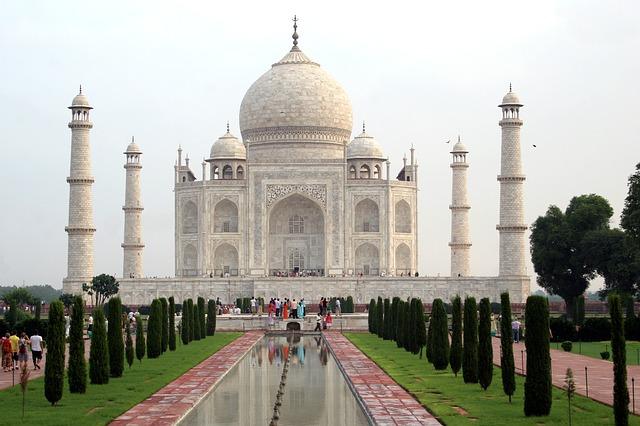 Tadž Mahal: posveta ljubavi