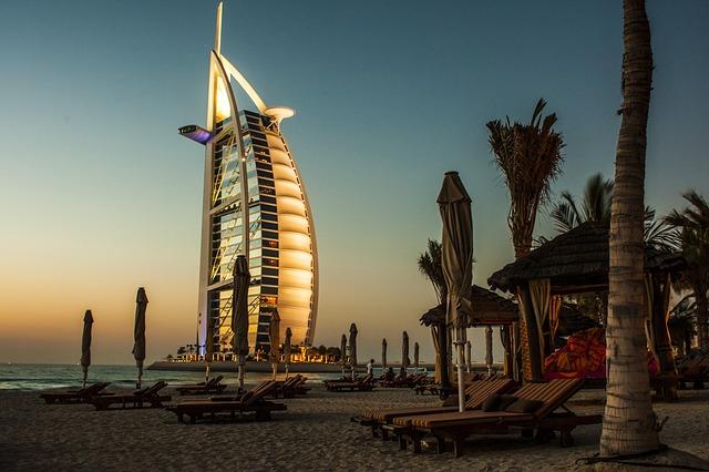 Dubai – prestonica luksuza (foto)