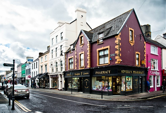 Džinovi u Irskoj žive
