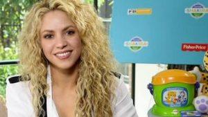 Foto: Twitter/Shakira