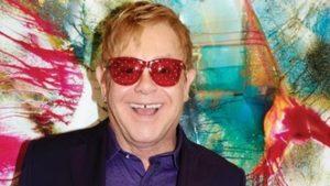 Foto: Twitter/Elton John