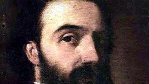 Foto: Wikipedia/Đura Jakšić (autoportret)