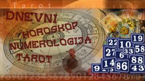 Dnevni horoskop - numerologija - tarot
