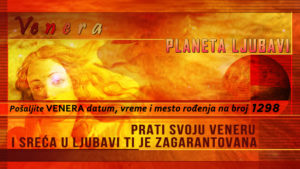 Venera - planeta ljubavi