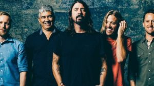 Foto: Twitter/FooFighters