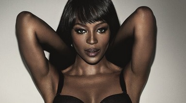 Foto: Twitter/NaomiCampbell