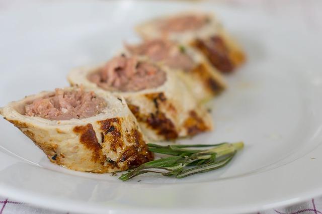 Rolat od pilećeg mesa