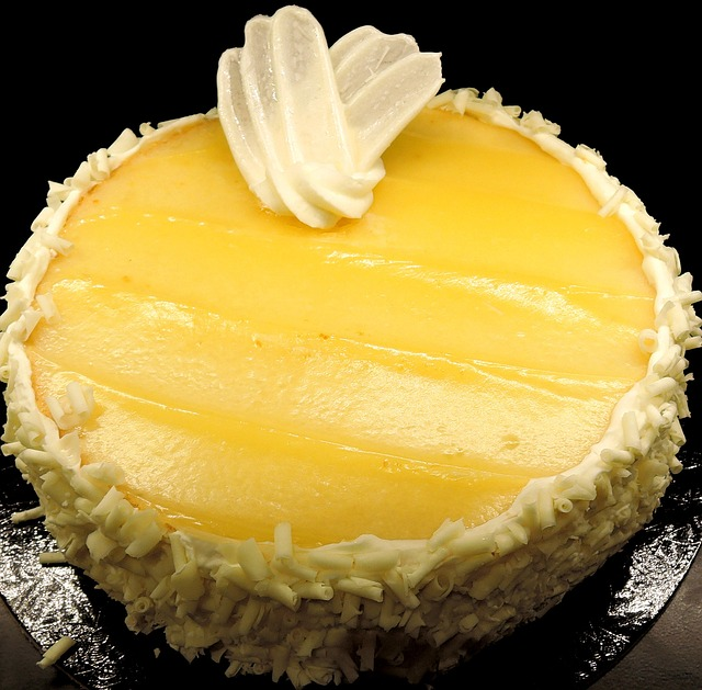 Leptirić torta sa limunom