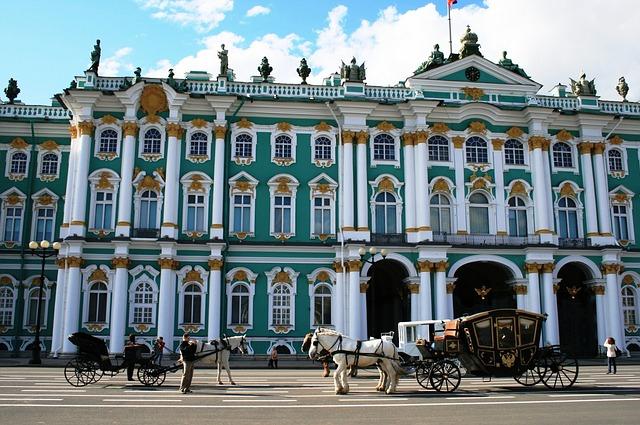 Sankt Peterburg – severna lepota