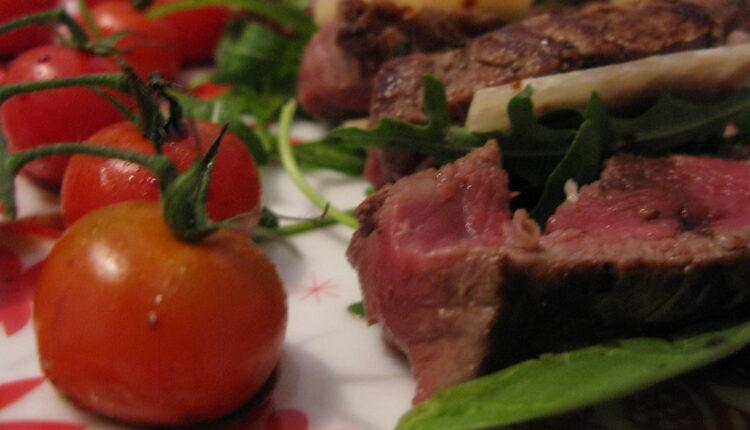 Biftek u vinu
