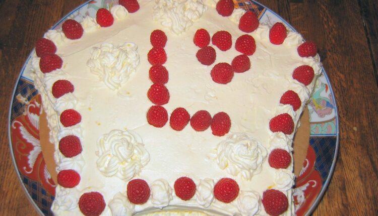 Kapri torta od maline