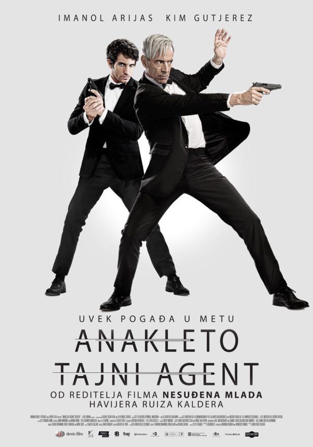 Anakleto Tajni Agent poster