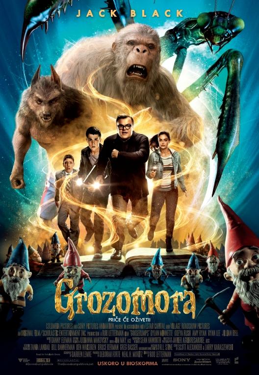 Grozomora - SRB plakat web