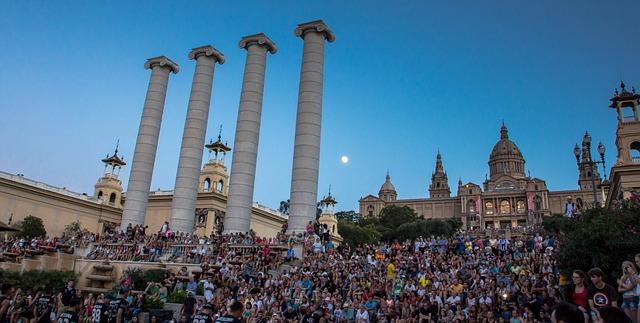 Burna jesen u Španiji, velike demonstracije u Kataloniji