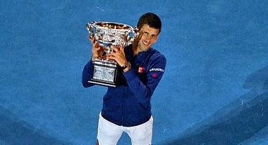 Foto: Twitter/NovakDjokovic