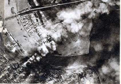 Sećanje na bombardovanje Beograda 1941.