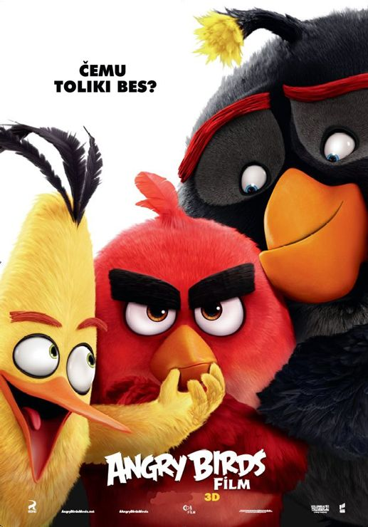 Angry Birds film (video)