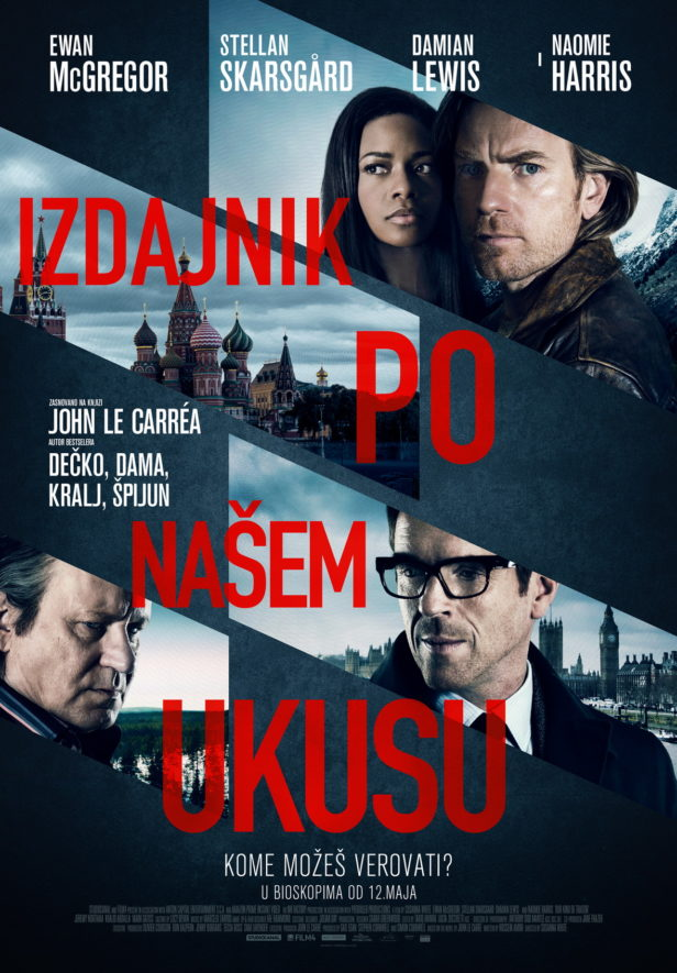 IZDAJNIK PO NAŠEM UKUSU poster