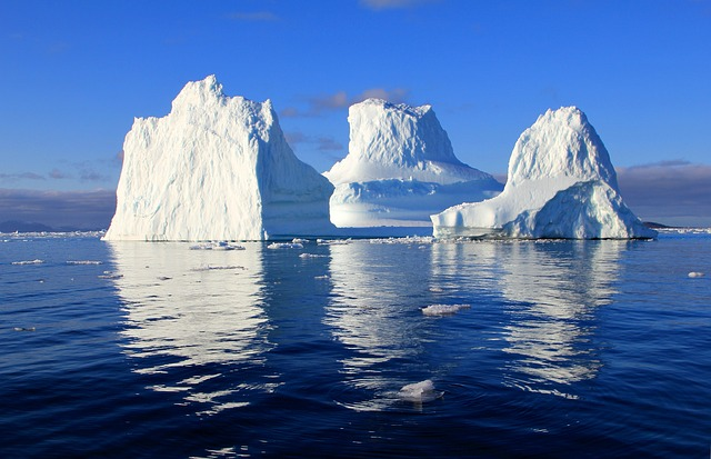 Slušanjem talasa prate otapanje leda