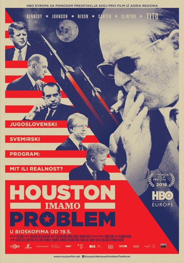 Houston, imamo problem - poster