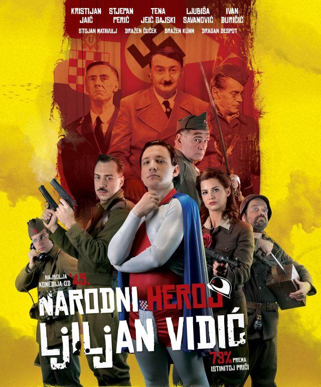 Narodni heroj Ljiljan Vidić (video)