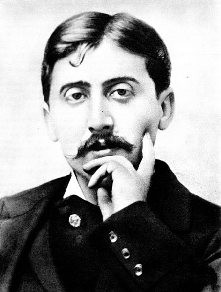 Sećanje na Marsela Prusta