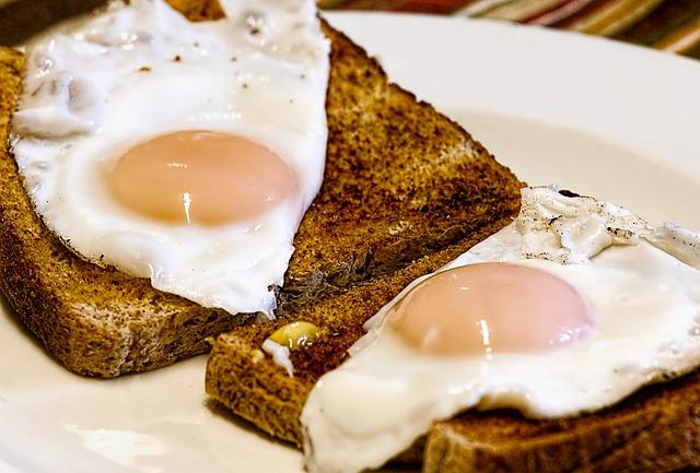 Smršajte uz jaja za doručak