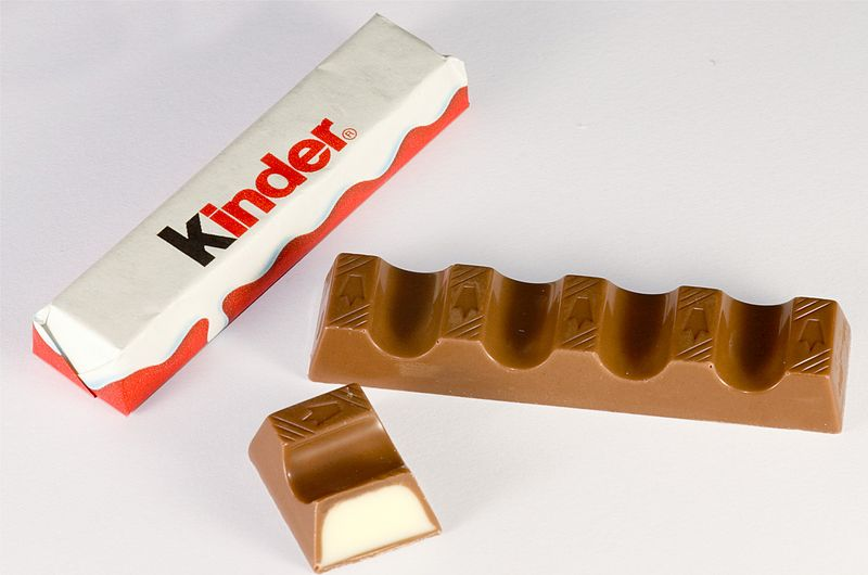 """Nemci upozoravaju: """"Kinder čokoladice kancerogene"""""""