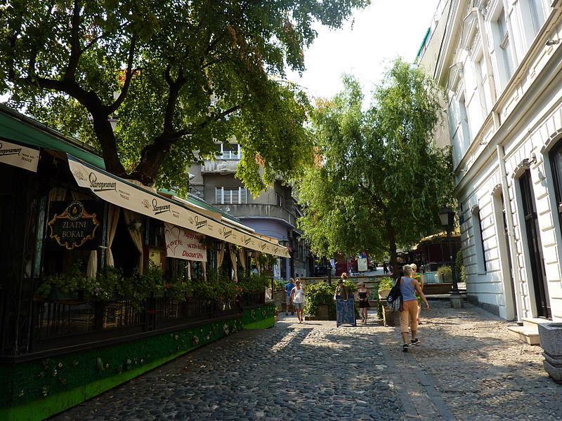 Stop muzici nakon 23h: Manje buke u Cetinjskoj i Skadarliji