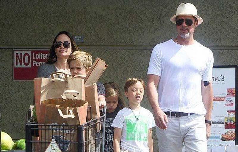 Foto: Facebook.com/Brad-Pitt