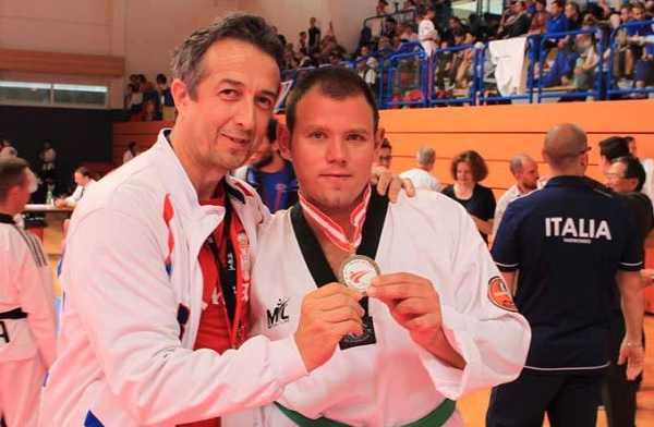 Foto: Facebook/WTF Para Taekwondo