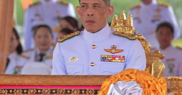 Foto: Twitter/Prince Maha Vajiralongkorn