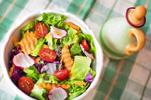 Idealan vegetarijanski jelovnik