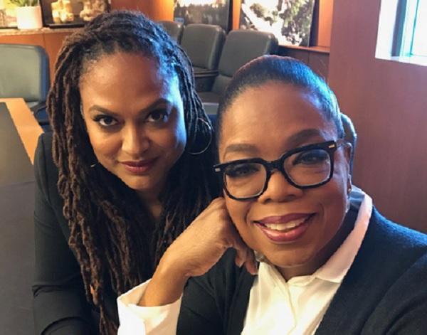 Foto: Twitter/Oprah