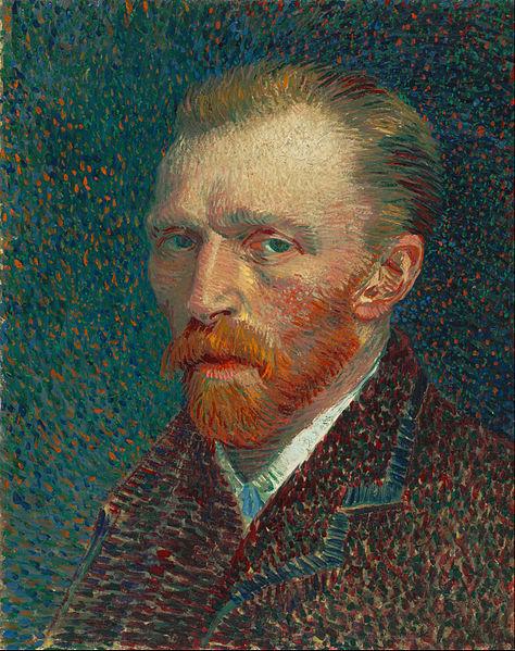 Foto: Wikipedia/Self-Portrait