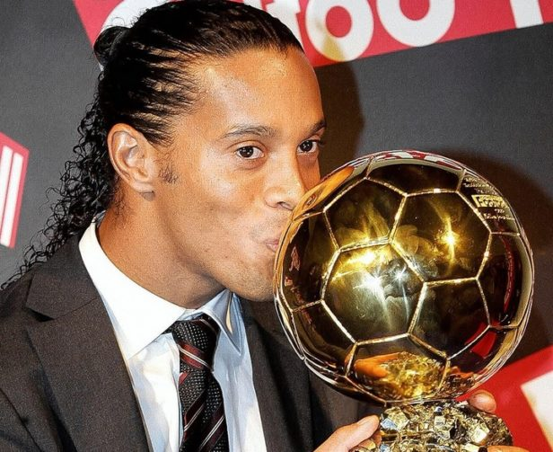 Foto: Twitter/Ronaldinho