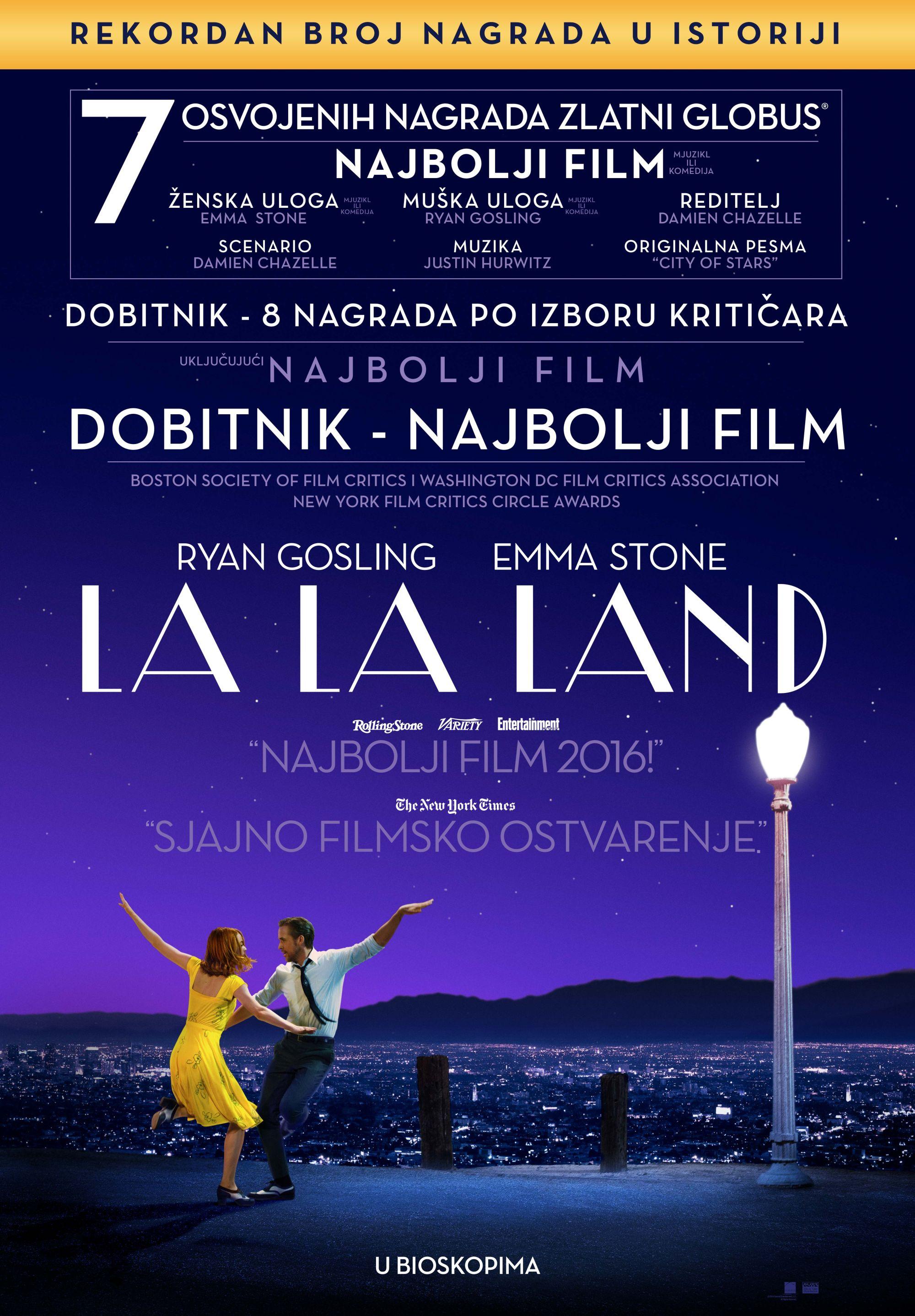 La la land (video)